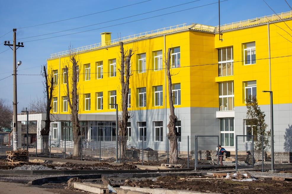 В Іларіоновому завершують реконструкцію опорної школи