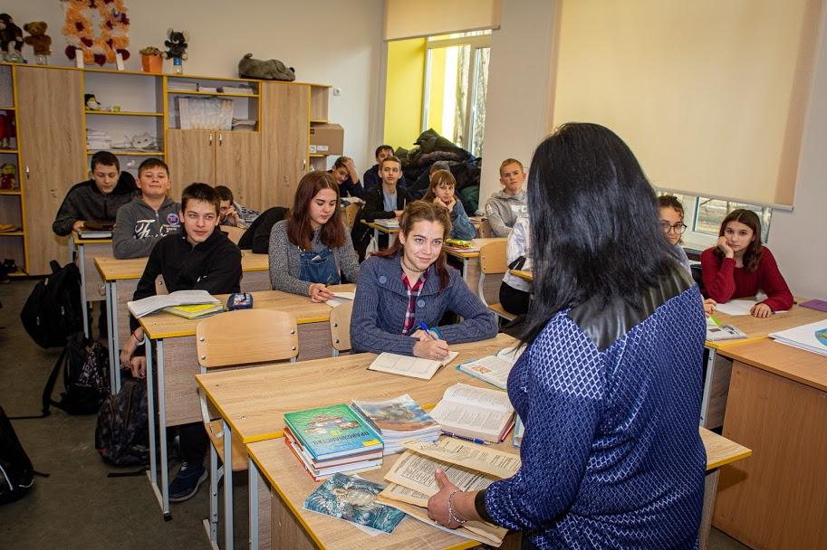 В Іларіонівській опорній школі – 870 учнів