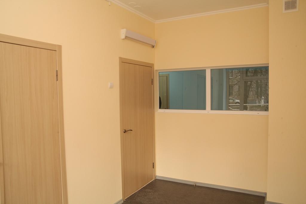 У комфортних приміщеннях можна відпочити після зміни