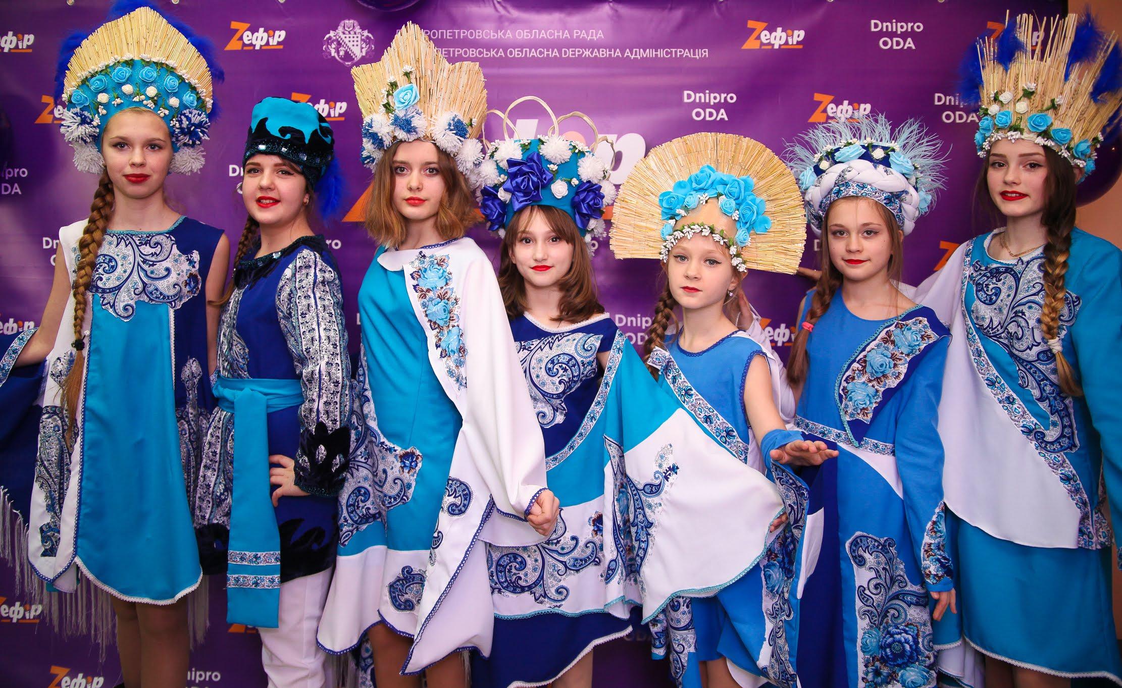 Серед учасників  і призери першого сезону фестивалю – студія дизайну «Фантазія