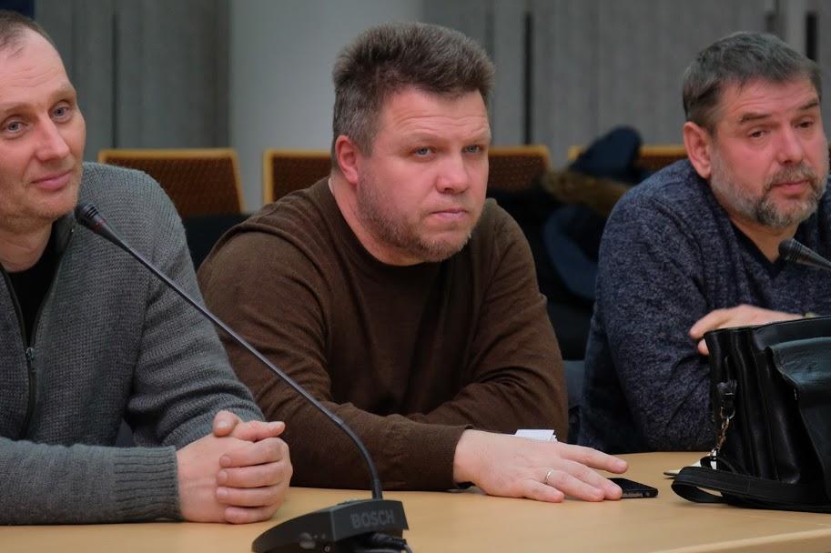Сергей Пайол: «На часі питання безкоштовного проїзду в транспорті»