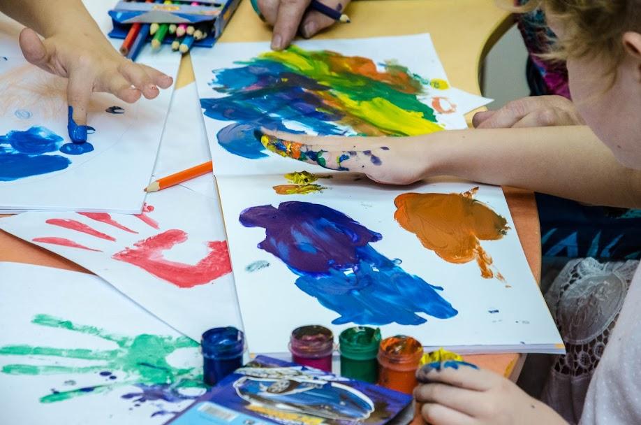 Найулюбленіші у вихованців – заняття з арт-терапії
