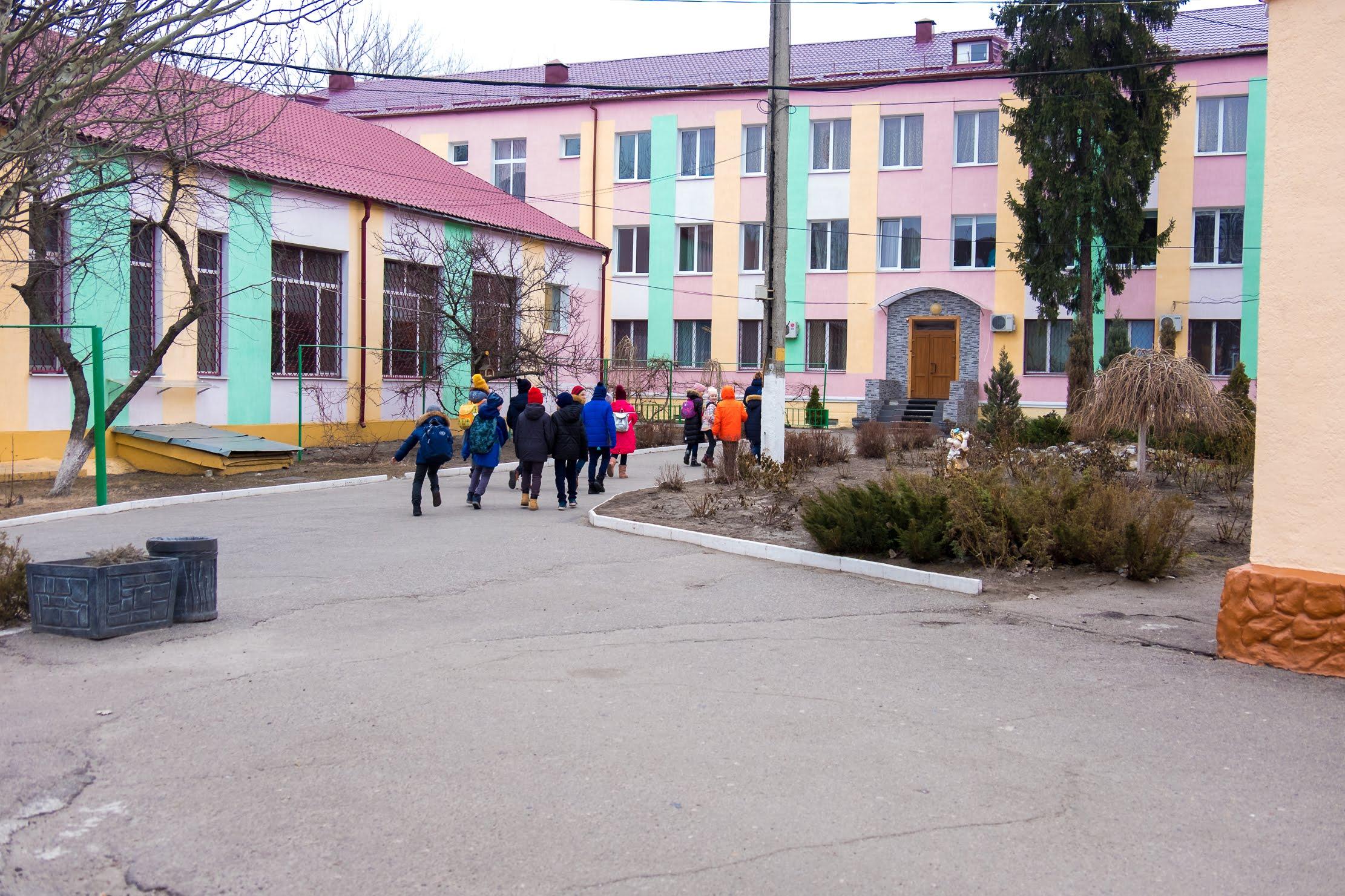 Дніпропетровська ОДА реконструює басейн у школі-інтернат №3