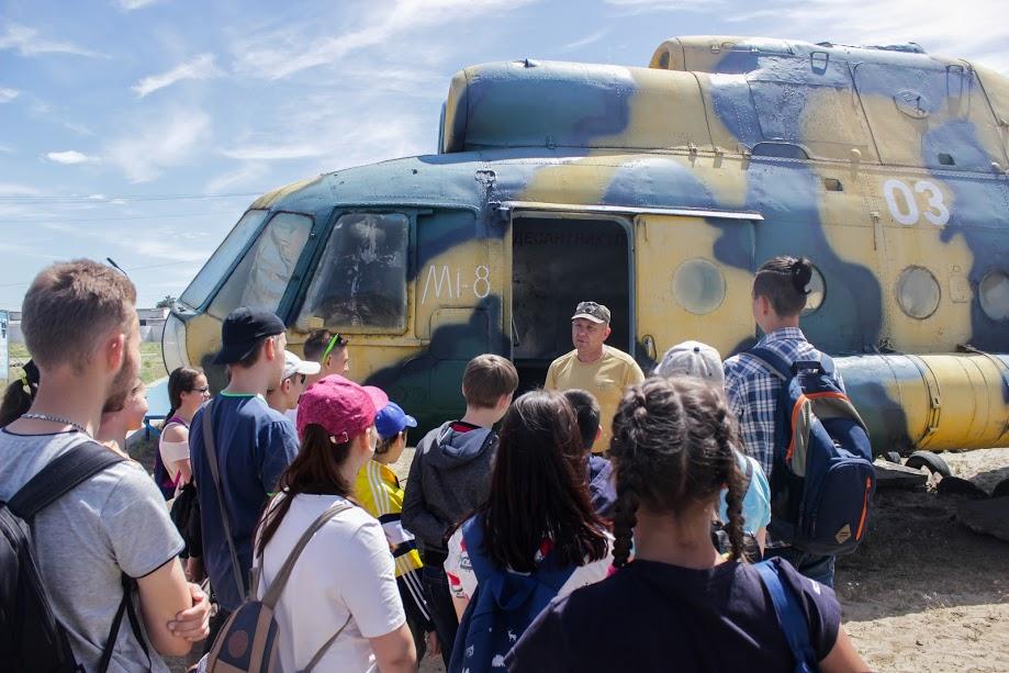 Традиційними для школярів області стали патріотичні тури..