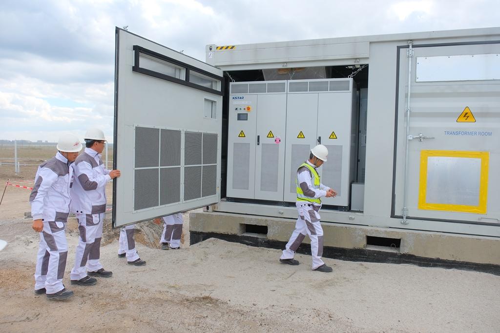 Нині на Нікопольщині освоюють альтернативну енергетику