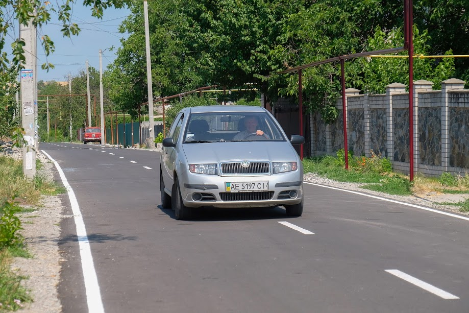 Дорога – комфортна для водіїв,..