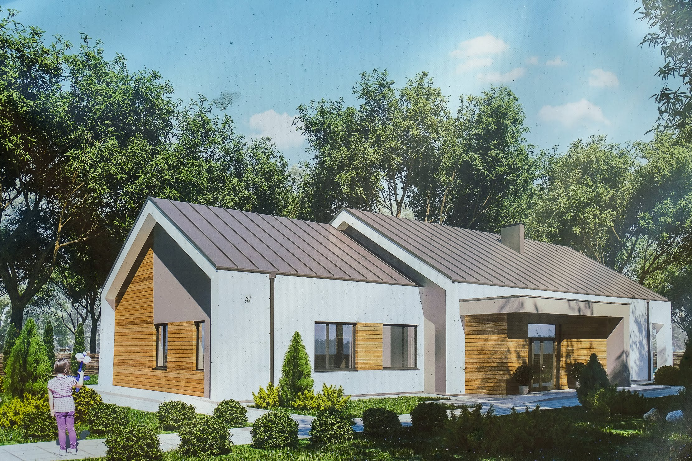 Окрім Богданівки малі групові будинки споруджують у Раївці, Солоному та Петриківці