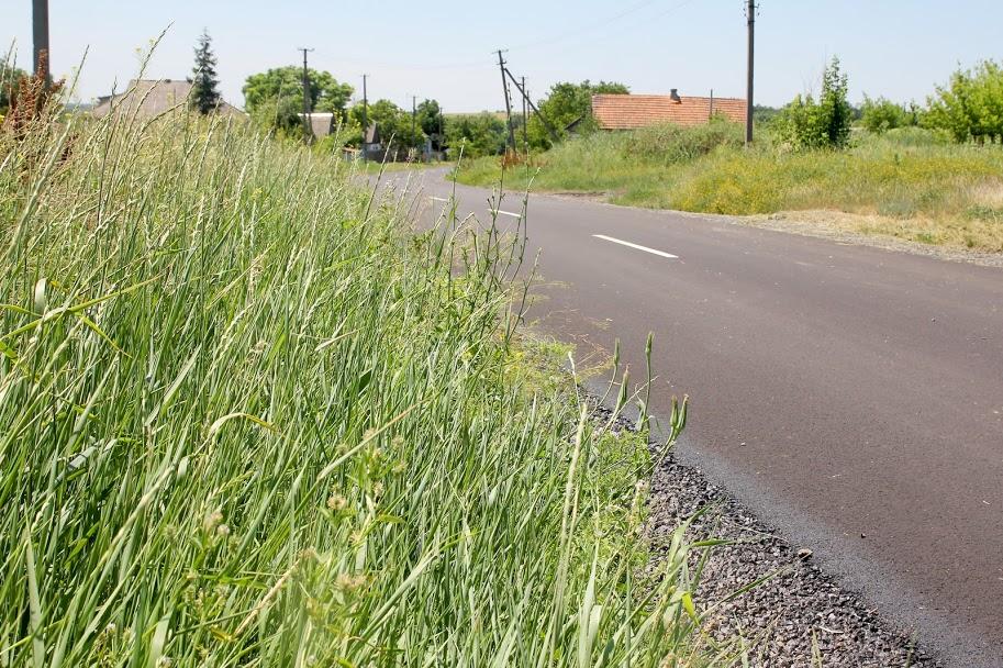 Капітально відремонтували і вулицю Горького у селі Старовишневецьке