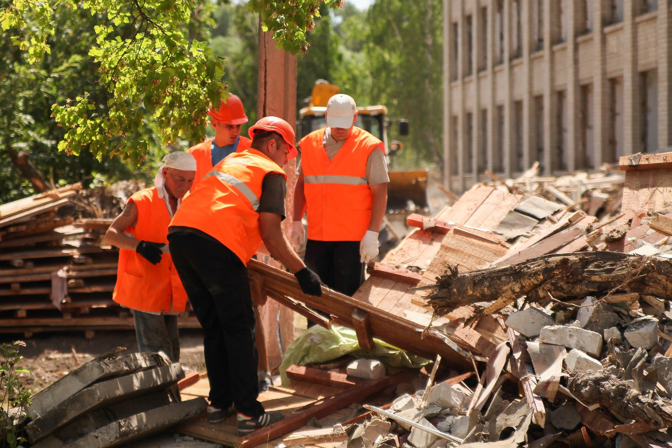 Незабаром ремонтники візьмуться за фасад