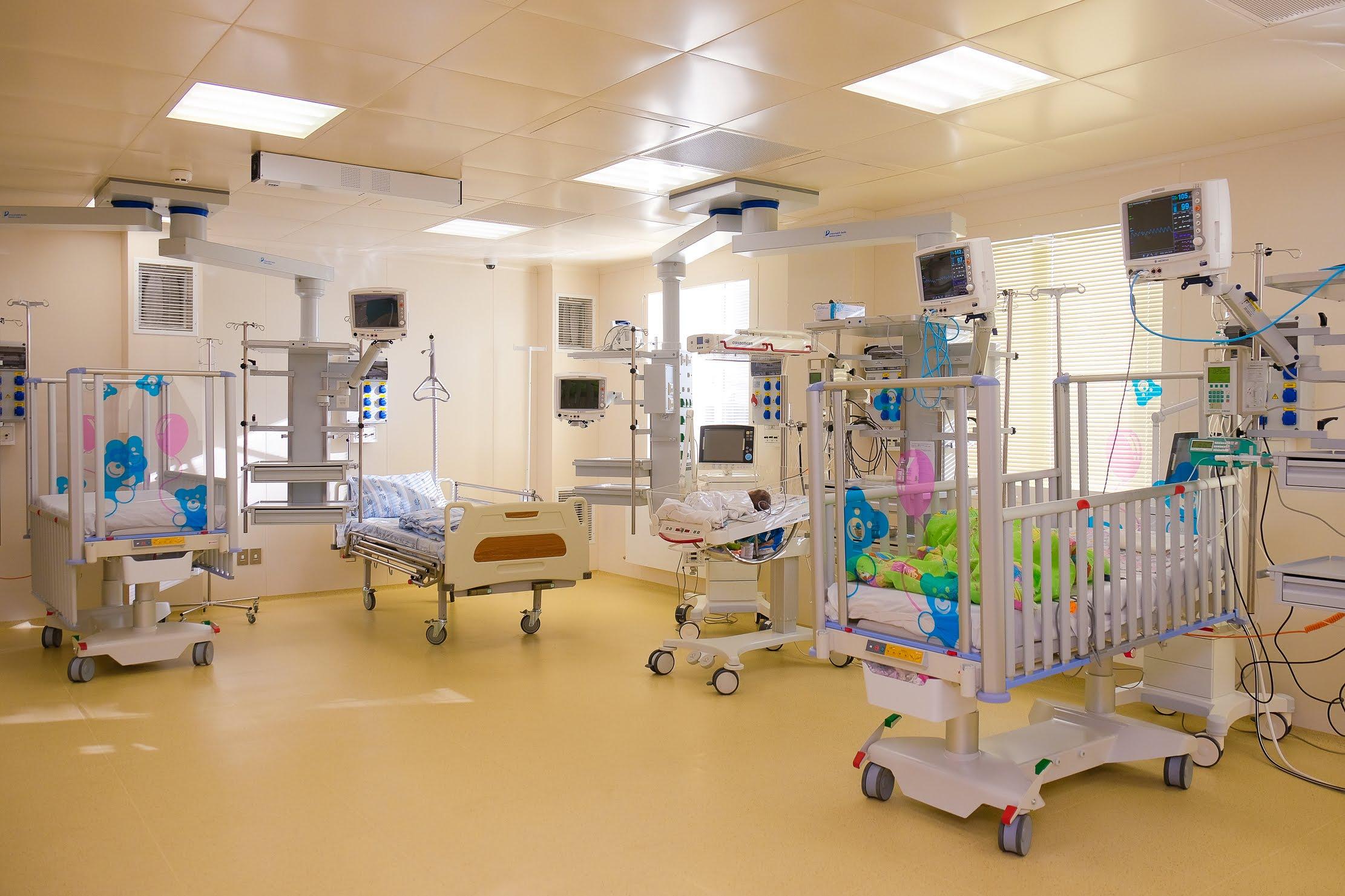 Новітнє обладнання - для пацієнтів Центру матері та дитини ім. проф. Руднєва у Дніпрі