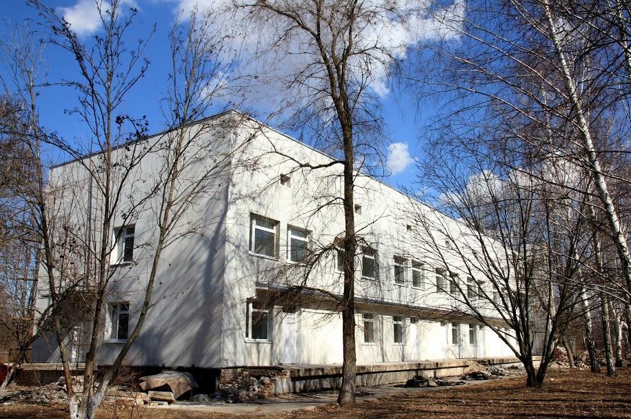Дніпропетровська ОДА реконструює інфекційне відділення міської лікарні Марганця