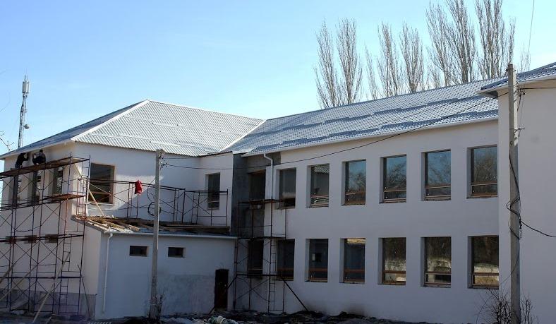 Дніпропетровська ОДА осучаснює марганецьку школу №7