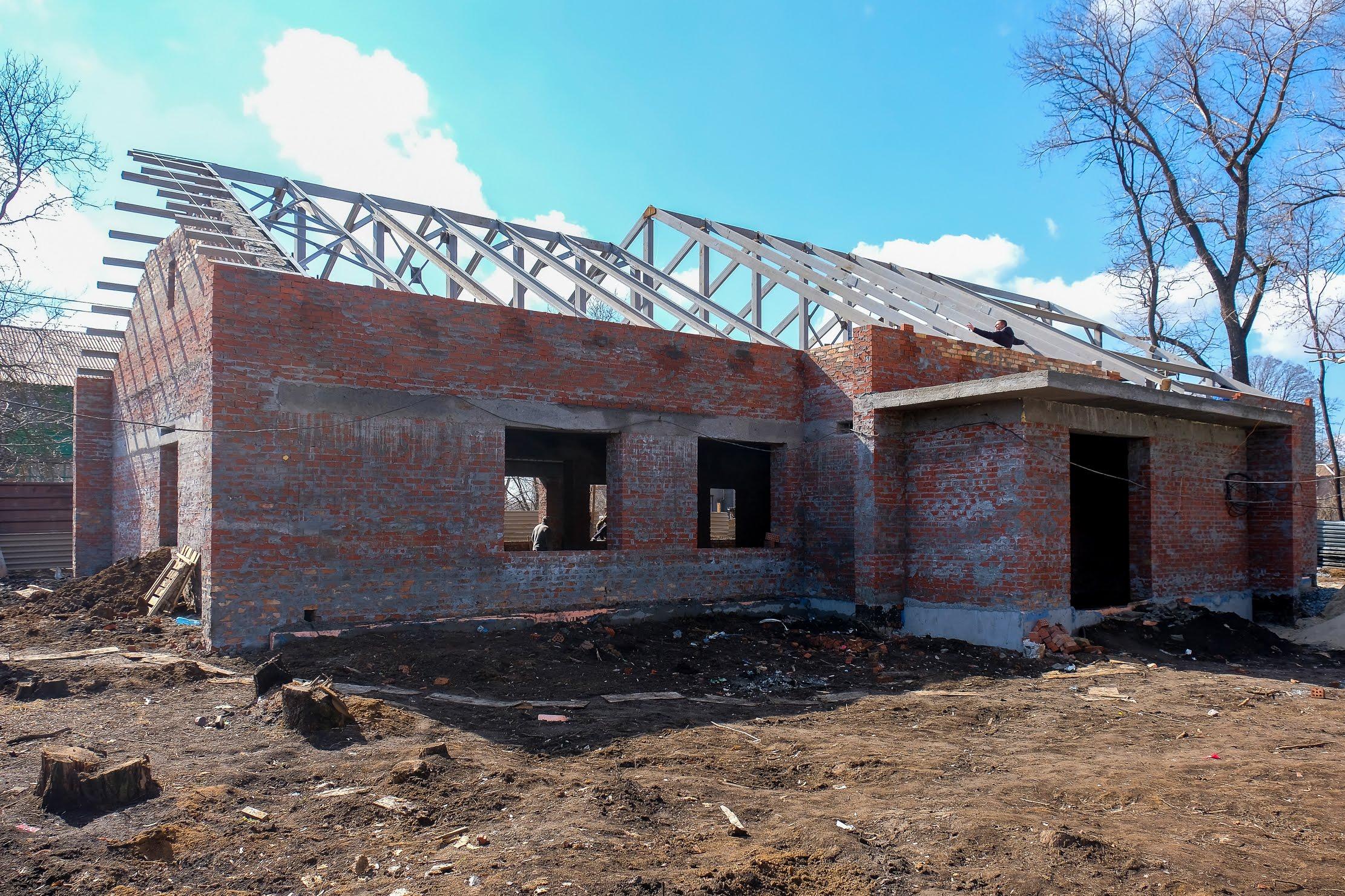 Раївка – один з населених пунктів, де створюють малий груповий будинок.