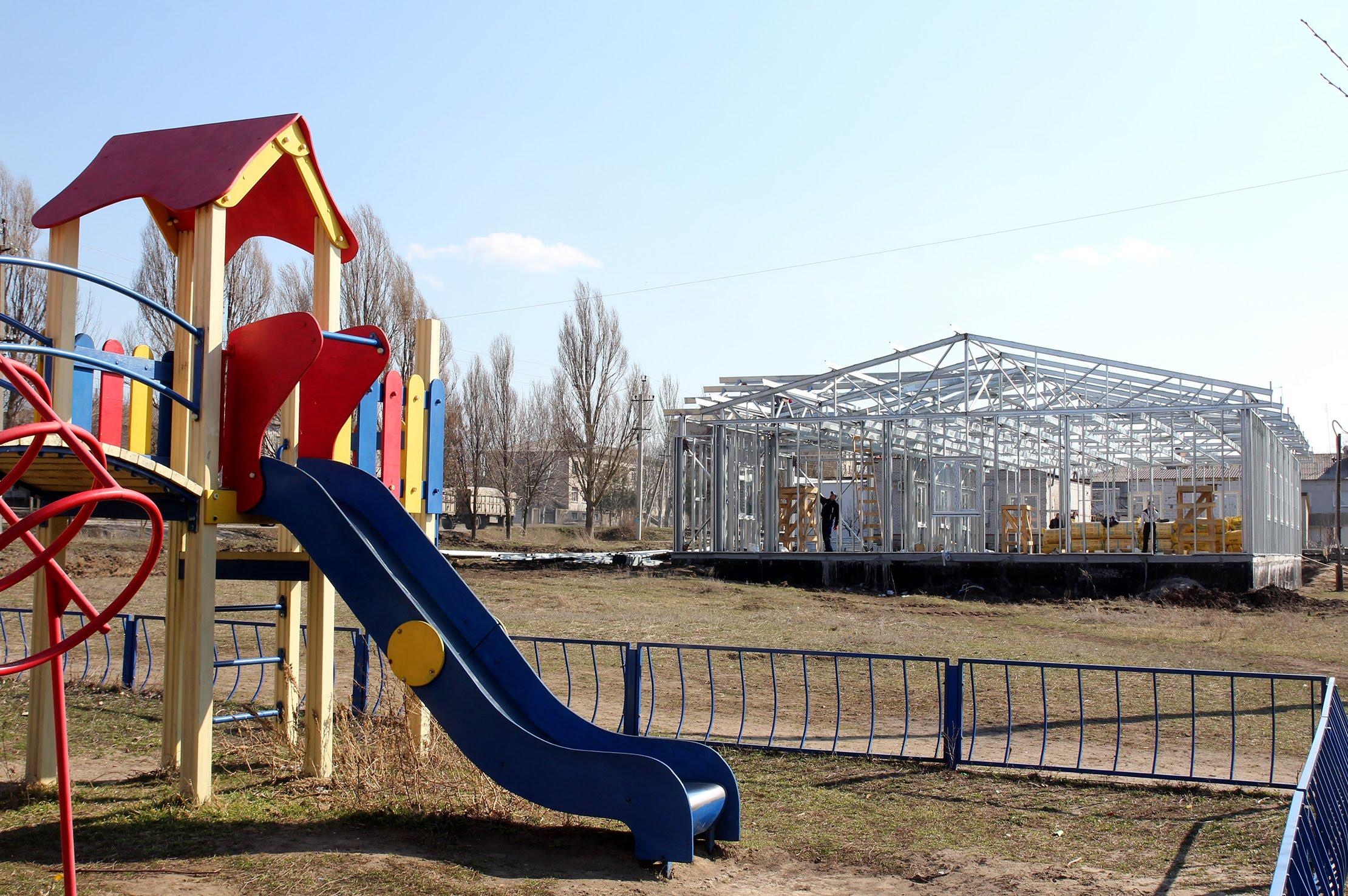 Медзаклад обслуговуватиме понад 6 тис мешканців Томаківки і ближніх сіл