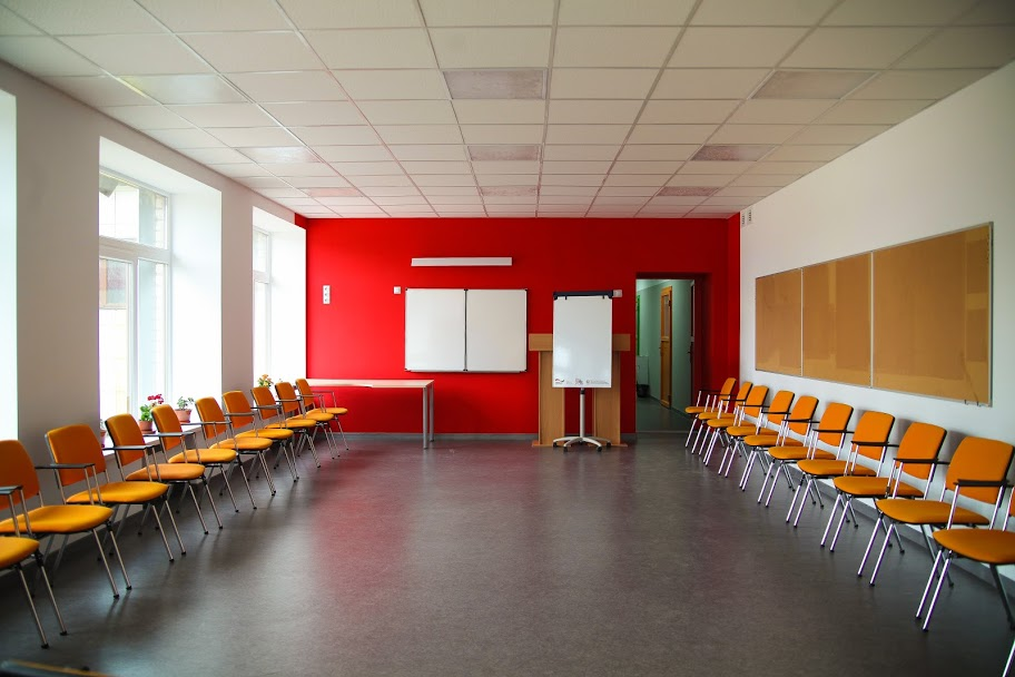 ..і тренінговий кабінет