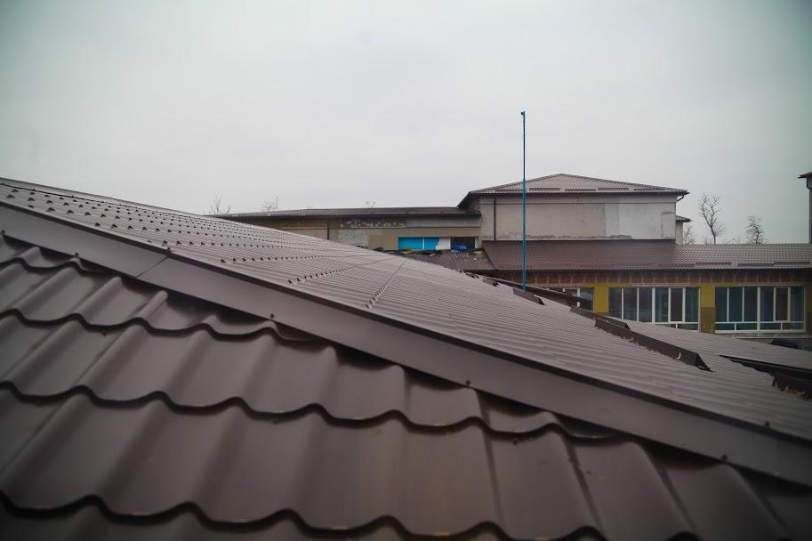 Новий дах