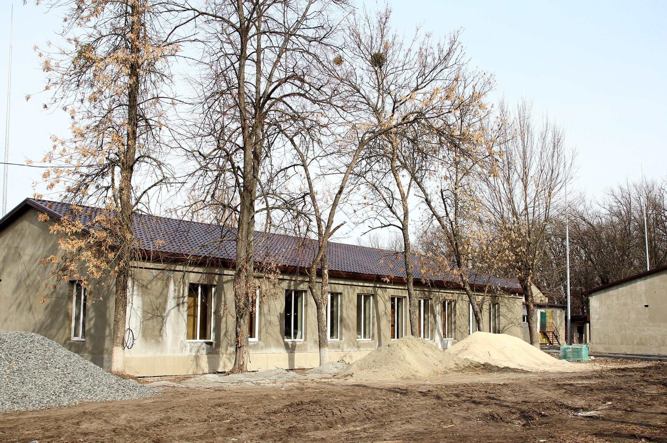 У Хащовому реконструюють табір «Ювілейний»