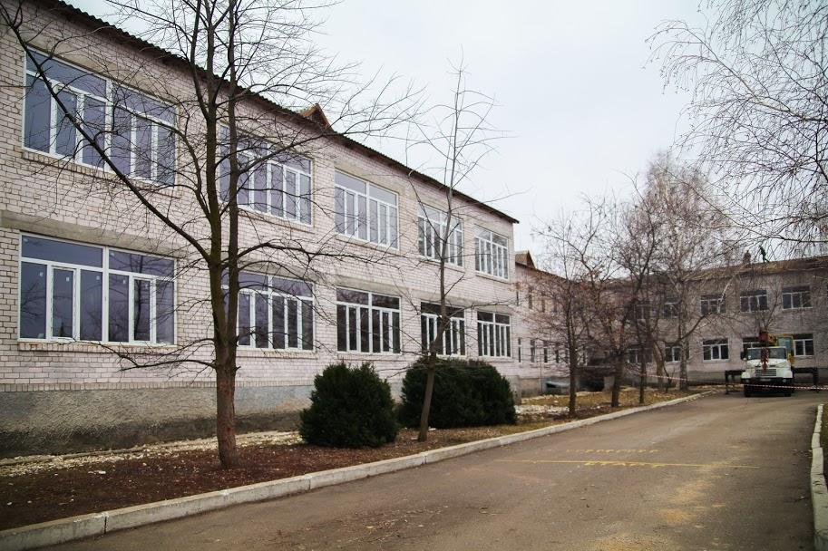 Розпочали реконструкцію Чаплинської опорної школи