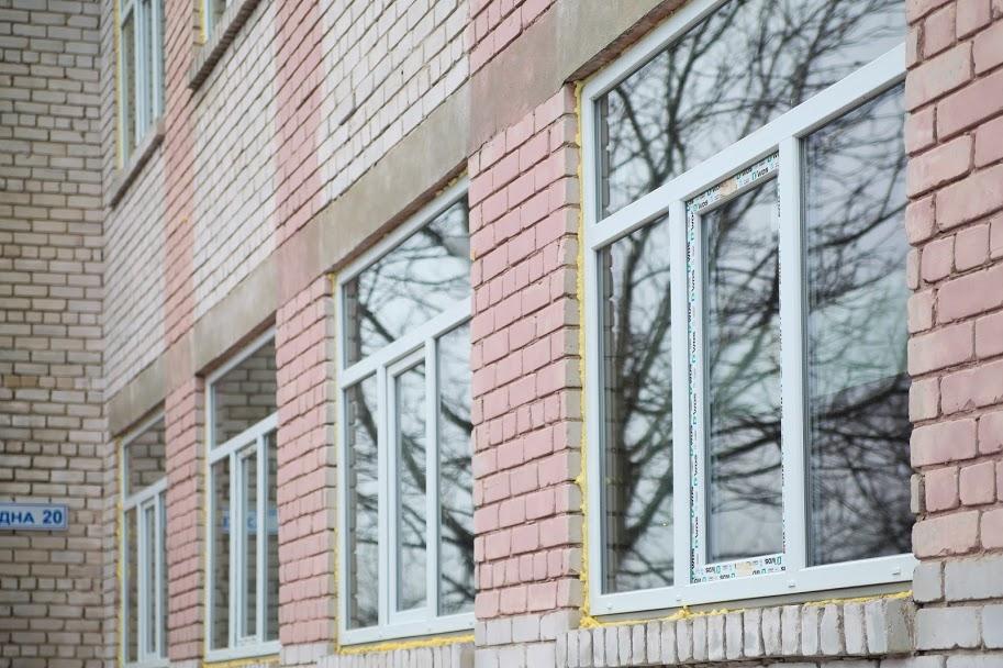 Фасад утеплять