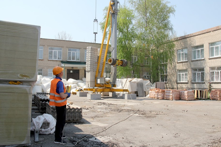 Томаківську опорну школу перетворюють на модерновий заклад