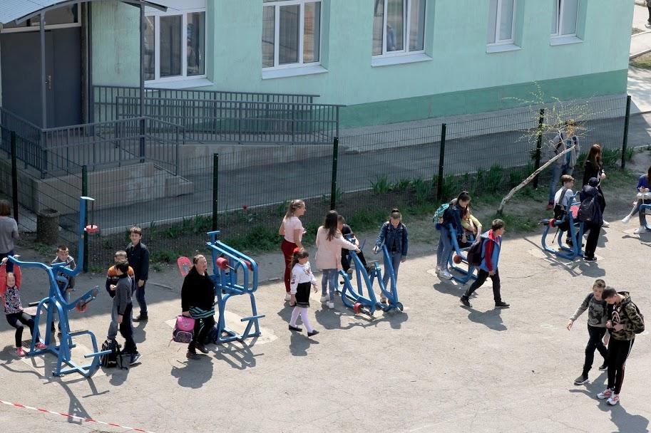 У Томаківській школі №1 – 567 учнів