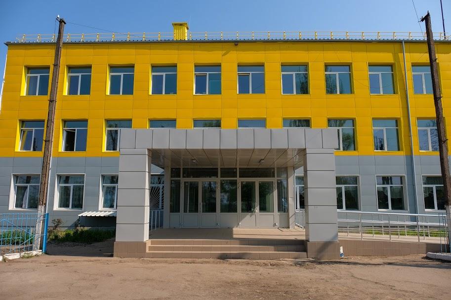 Дніпропетровська ОДА реконструює опорну школу в Іларіоновому