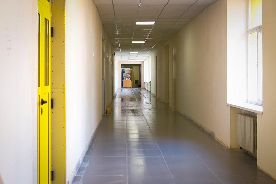 ..коридори,..