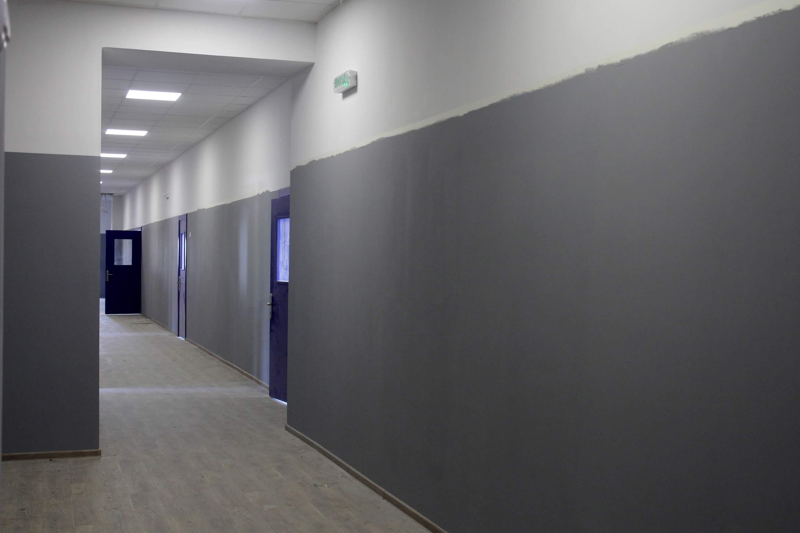 …коридорів…
