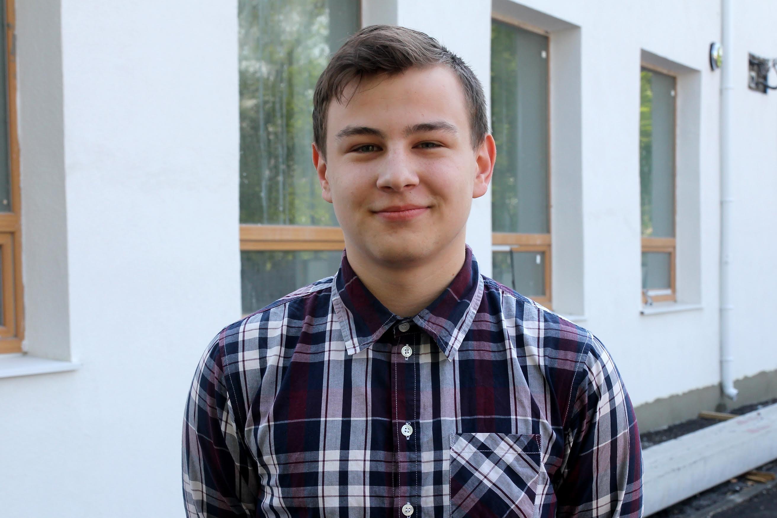 «Я дуже радію змінам. Подобається, як наша школа трансформується. Упевнений, тут навчання буде легким і цікавим», – поділився Іван Тарасов.
