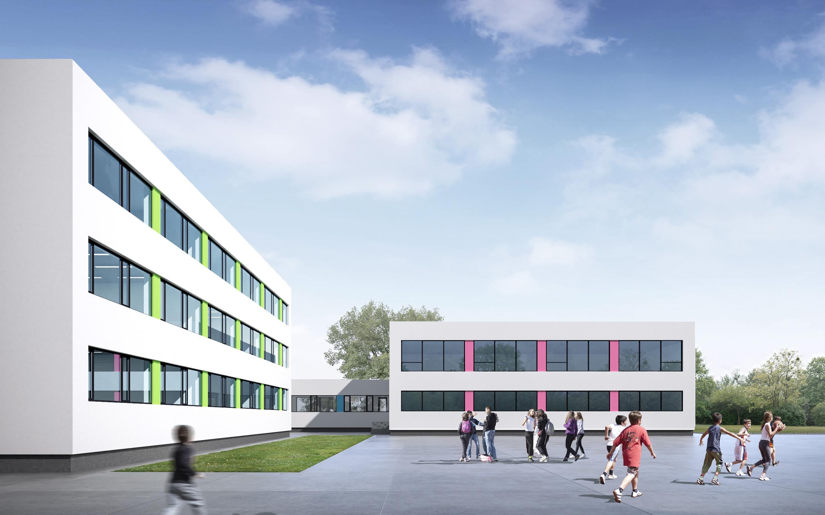 Наразі Дніпропетровська ОДА реконструює понад 30 шкіл регіону.