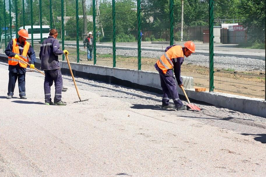 На стадіоні зможуть тренуватися всі мешканці Придніпровського та прилеглих сіл