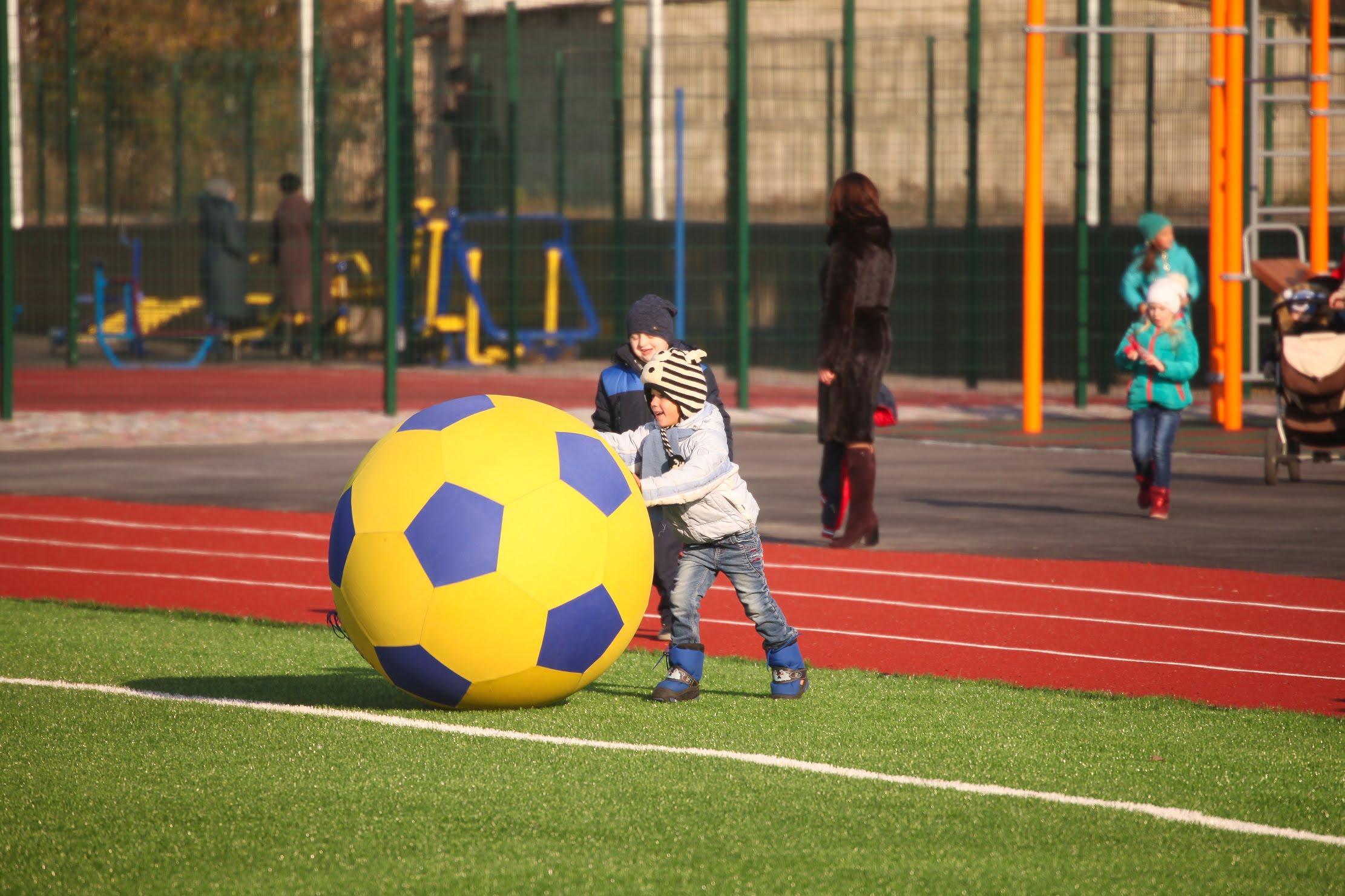 Масштабну програму з облаштування сучасних стадіонів втілюють Дніпропетровська ОДА та Федерація футболу України.