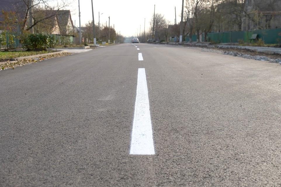 Дніпропетровська облдержадміністрація 2018-го відремонтувала три дороги у Межівському районі