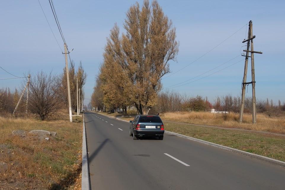 Капітально відремонтували вулиці у населених пунктах по всій області