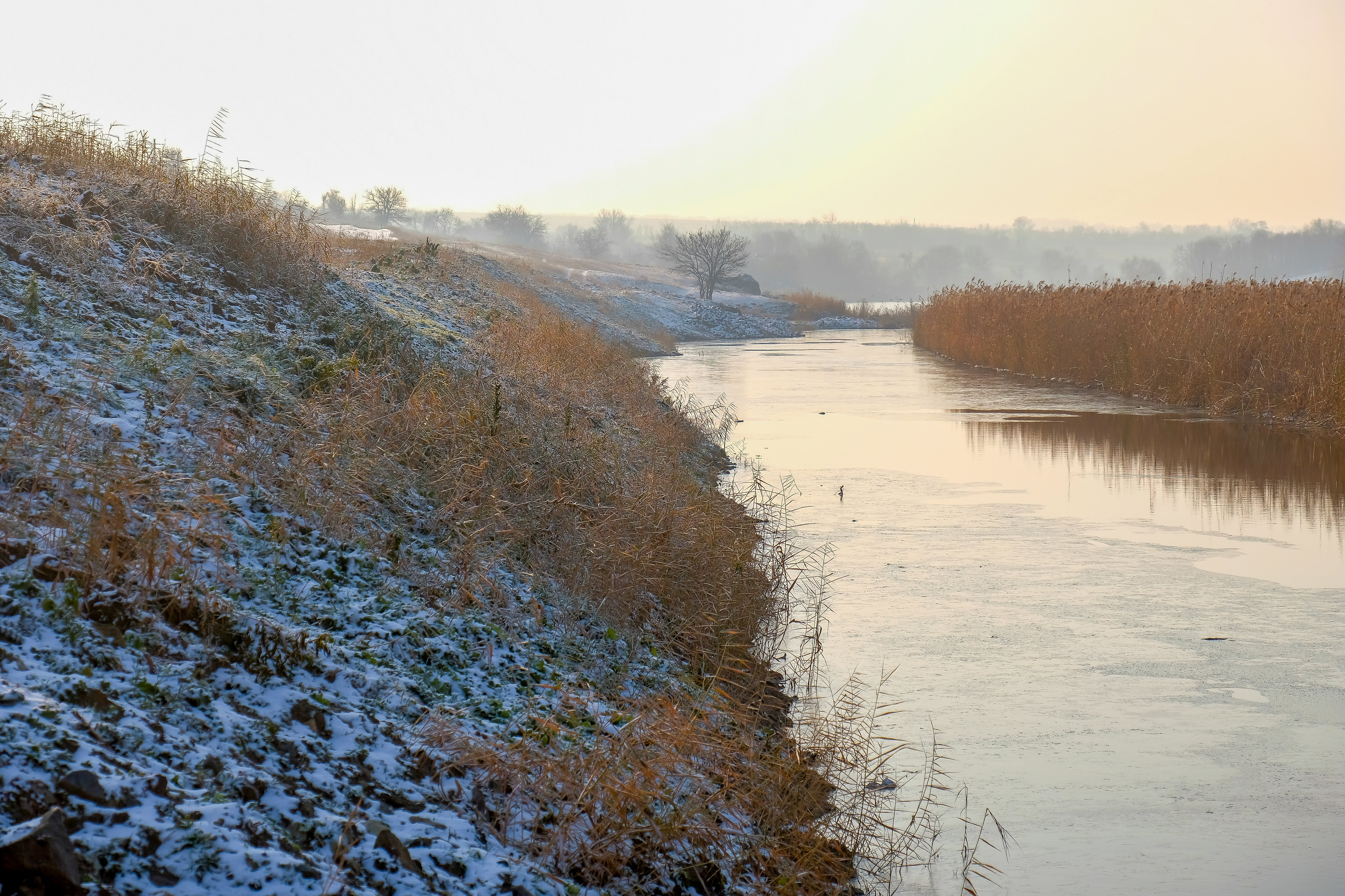 Дніпропетровська ОДА відновлює гідрологічний режим річки Мокра Сура.