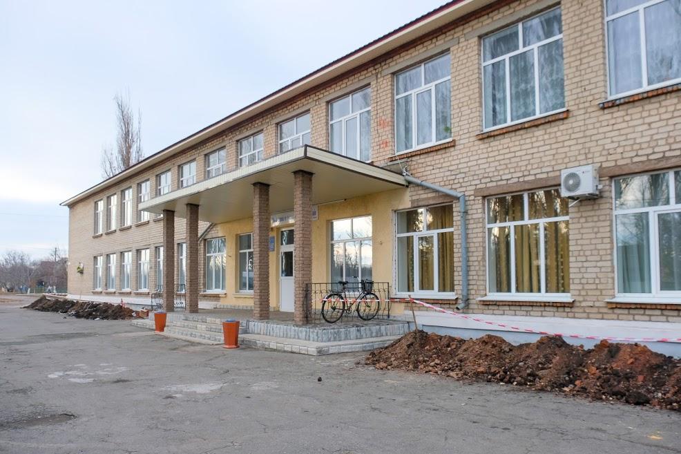 ДніпроОДА реконструює Карпівську опорну школу