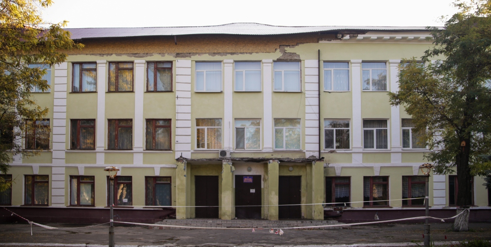 Школу №20 у Кам'янському модернізують за новими стандартами