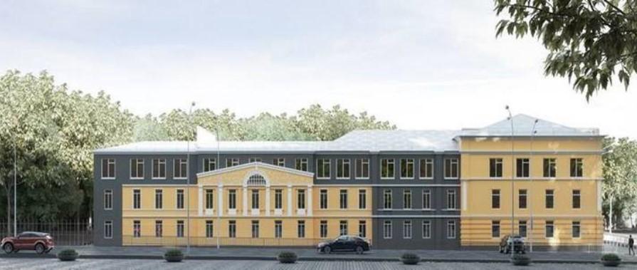 Маріїнська жіноча гімназія. Проєкт реконструкції
